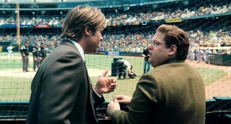Фильм Человек, который изменил все. Применить к ставкам на бейсбол