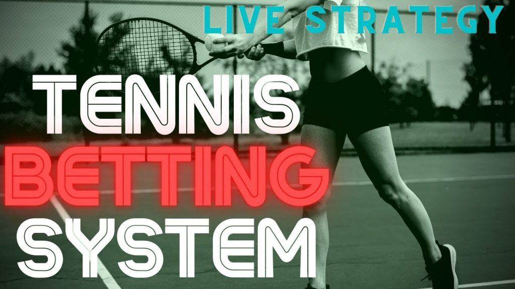 Стратегии ставок на теннис онлайн