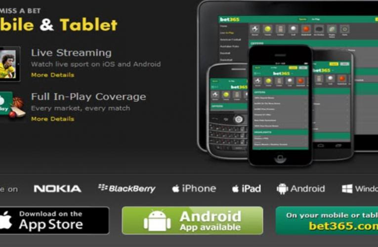 Приложения Bet365: скачать бесплатно APK для iOS и Android