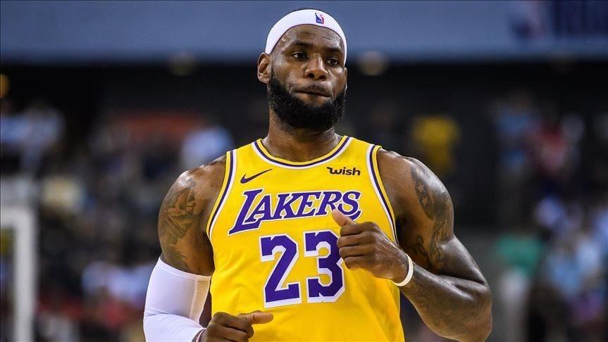 Джеймс Леброн ставки на НБА