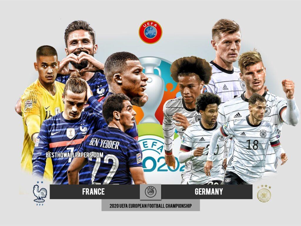 Матч Франция - Германия новости