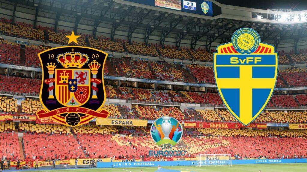 Матч Испания - Швеция новости