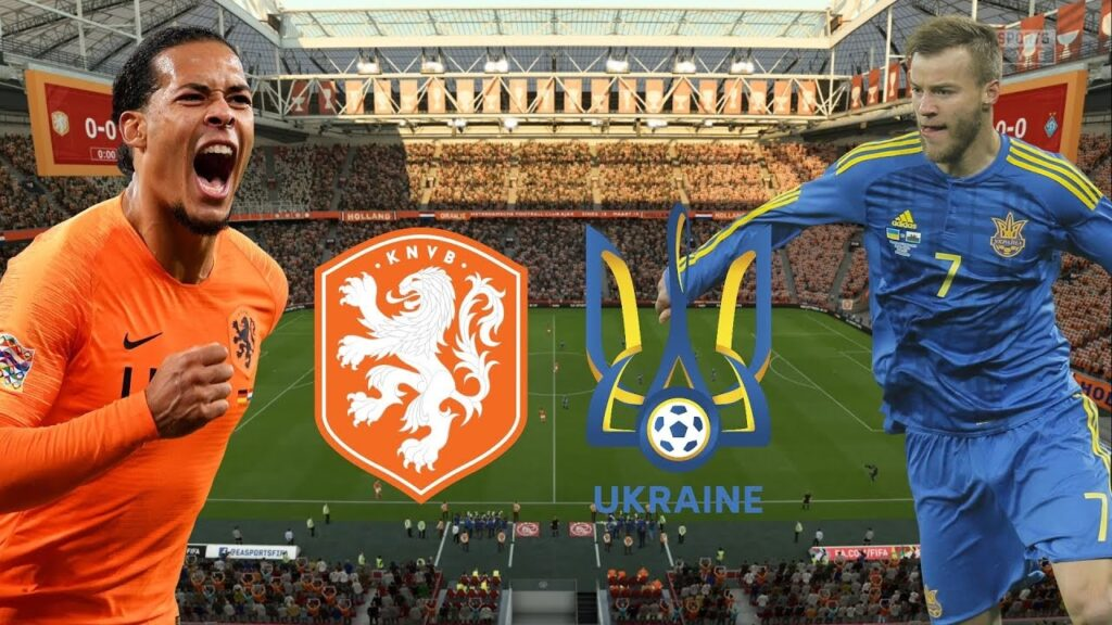 Матч Нидерланды - Украина новости