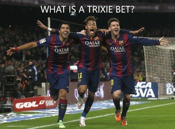 Барселона и система трикси