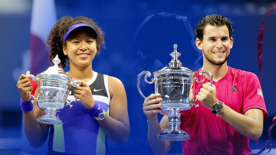 Победители тенниса в США