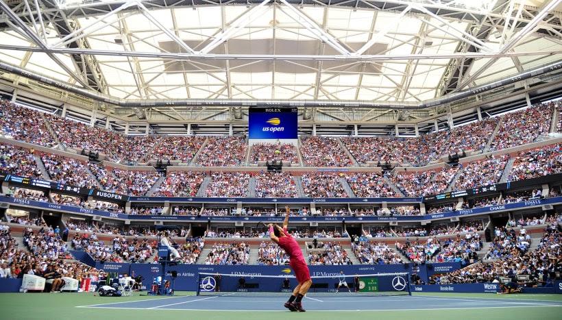 Мужской турнир по теннису в США 2021