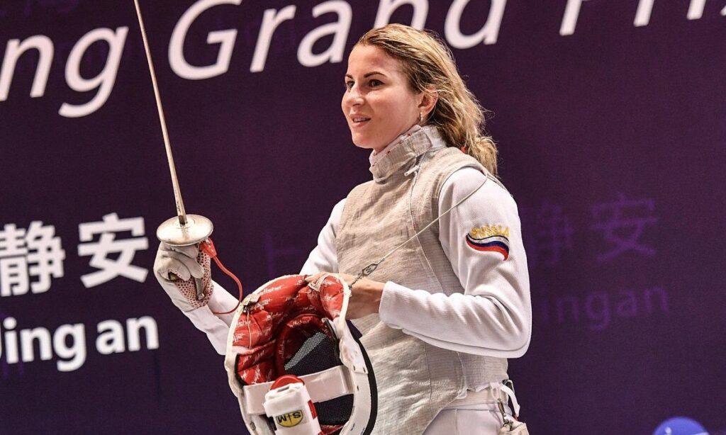 чемпионка Инна Дериглазова