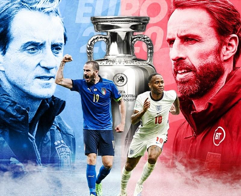 Финал Евро-2021 Италия - Англия