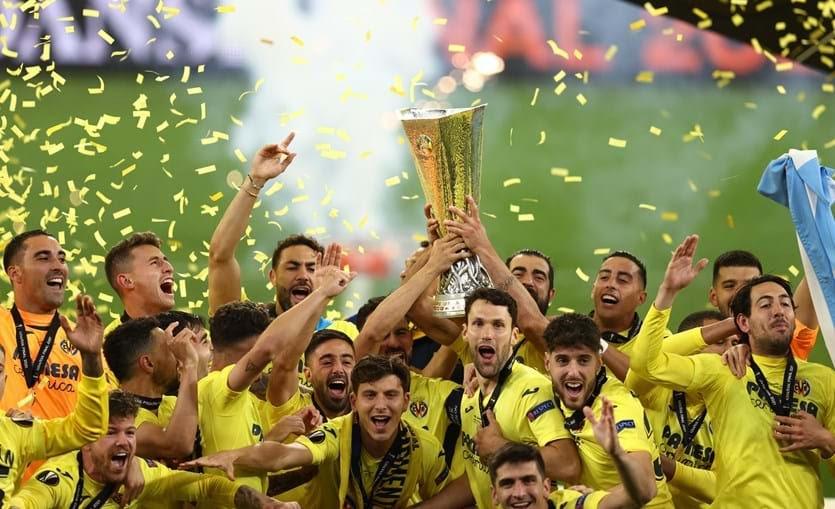Вильяреал победитель Лиги Европы 2021