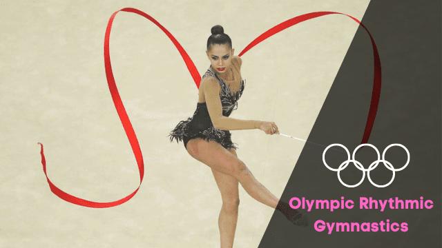 Художественная гимнастика на Олимпиаде