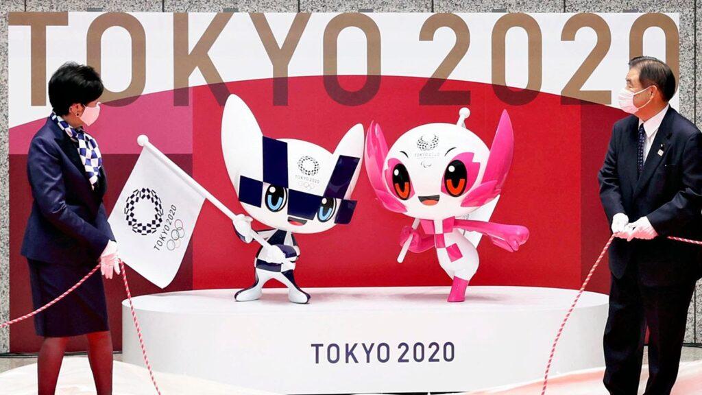 Олимпиада Токио 2020 Эмблемы