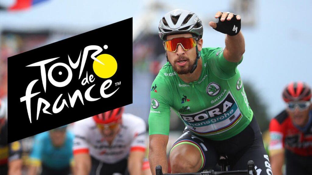 Зеленая майка Тур де Франс