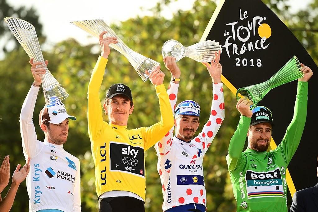 Победители Тур де Франс