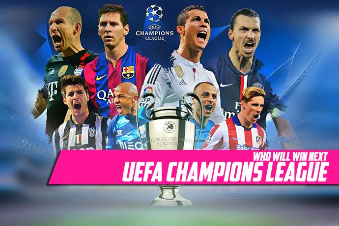 Кто выиграет лигу чемпионов 2021-2022