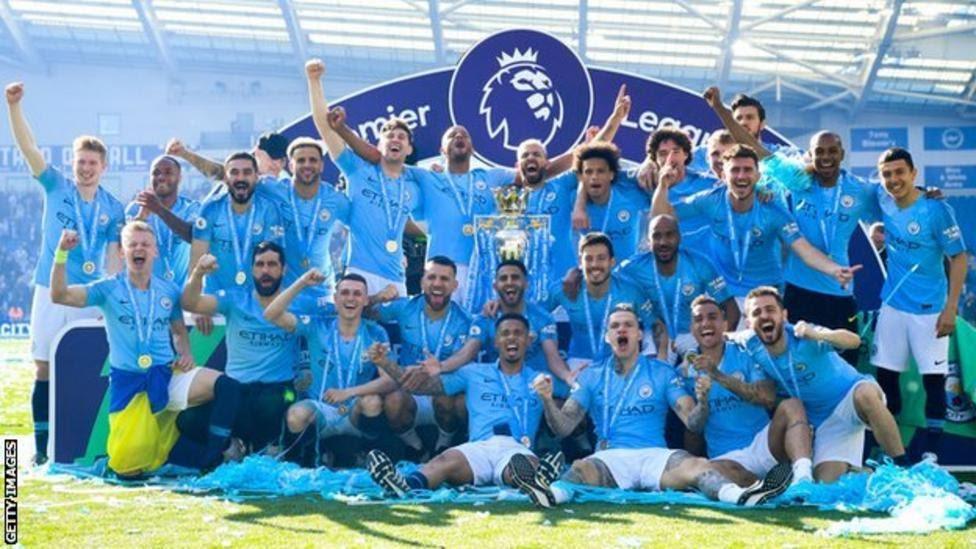 Манчестер Сити победитель чемпионата Англии. Ставки на победу в АПЛ
