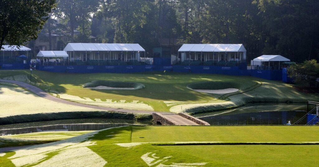 Ставки на чемпионат по гольфу Wyndham 2021 года