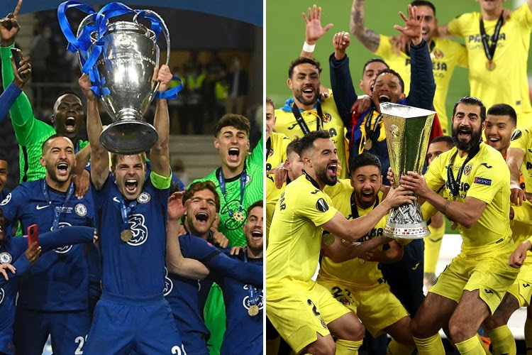 Ставки на Суперкубок Европы 2021. Кто победит Челси - Вильярреал?