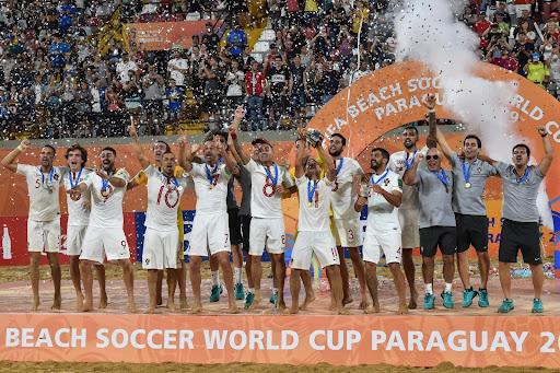 Чемпион Португалия 2019. Долгосрочные ставки на чемпионат мира по пляжному футболу 2021