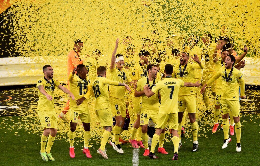 Вильярреал обладатель кубка европы 2020