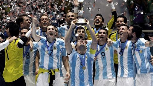 Футзал. Ставки на Аргентину