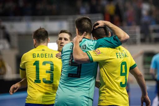 Футзал. Ставки на Бразилию