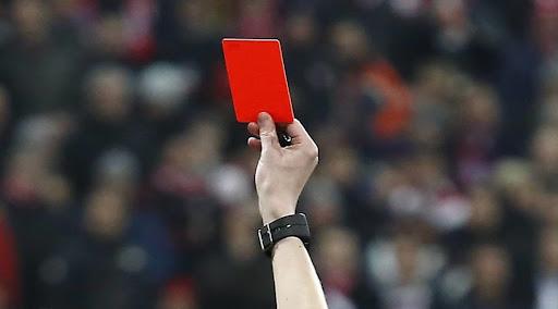 Метод ставок Live: как влияет красная карточка
