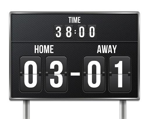 Стратегии на точный счет в футболе